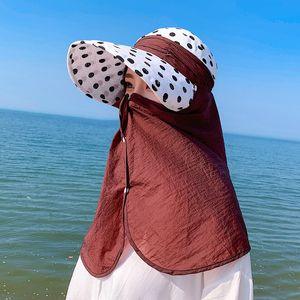 Hepburn Strohhut große Krempe Sommer Reise Sonnenschutz reist Mode wilden Sonnenhut Strand der Frauen mit Kasten