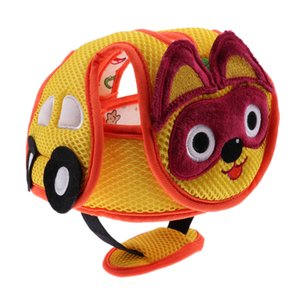 Safety Helmet Head Protection Hat for Walking, Crawling