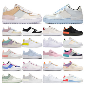 air force 1  Utility Classic Black White Dunk Women Casual Shoes red one Skateboard High Low Cut Entrenadores deportivos Wheaters tamaño 36-45