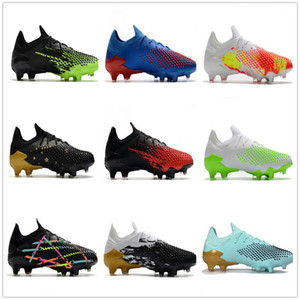 Top Predators Mutator 20 FG Soccer Shoes Soccer Cleats Football youfine wholesale sports Discount Training Sneakers Discount 2020 sports men