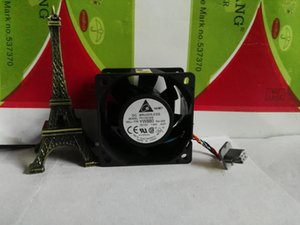 New 6038 6CM 60mm server chassis cooling fan 12V 0.78A FFC0612DE PWM thermostat 60*60*38mm