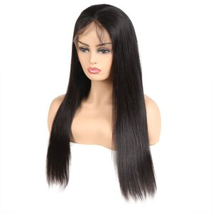Popular Lace Frontal Wig Transparent Lace Wig Full Lace for Sale 100% Human Hair Top Quality