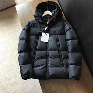 Winterjacke Parka Männer Frauen klassische beiläufige Daunenjacke Herren Stylist im Freien warmen Jacken-Qualitäts-neuen Winter Herren-Gänsedaunen