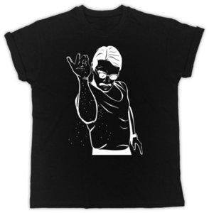 SEL BAE Nusret FUNNY DESIGNER COOL CHEF COURTES UNISEX T-shirt noir des hommes de bande dessinée t-shirt unisexe Nouveau mode T-shirt en vrac