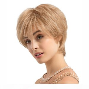 ombre color balayage short bob wigs mom style full lace human Hair wigs 8 inch Straight 130% Density Brazilian Virgin Hair