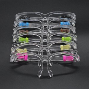 Anti-buée Goggle transparent protéction clair Cadre réutilisable Livraison Visage Visor Bouclier 5 Jours Visage Visor yxlxY garden_light