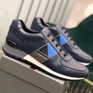 새로운 패션 7 색 STYLE MEN 로퍼 고품질의 가죽과 COLTH P V 물질 드레스 브랜드 신발 EU38-45 SIZE 무료 배송 oc17