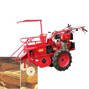 Kolay düşük fiyat ile Yüksek Kalite Mini Mısır Harvester / Küçük Mısır Harvester / Mısır Harvester Makinesi İşletilen