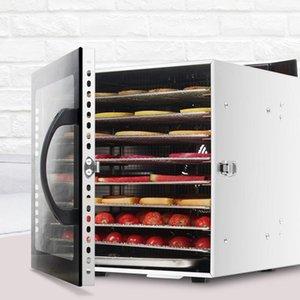 Fruit Secador Household Fruit Small and Vegetable Solúvel Secador de feijão seco Dehydrator carne seca Dehydrator