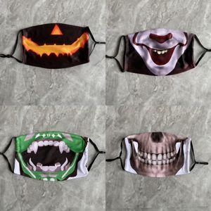 kSo8T Horrible Terrifying Zubehör Cosplay Bat Clown Maske Creepy-Kostüm-Partei Props Maskerade Realistische Hallowmas