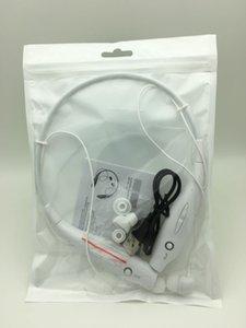 HBS730 Bluetooth Casque écouteurs sans fil CSR4.0 sport Neckband mains libres casque pour Smartphone 100PCS / LOT