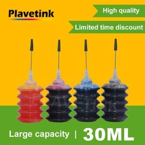 Plavetink 30ml Ink Refill Kits Flasche für Canon PGI570 CLI571 PGI480 CLI481 PGI580 CLI581 PGI520 CLI521 Druckerpatronen