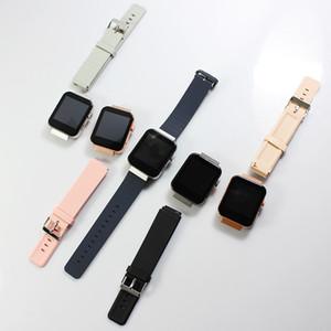 M15 más nuevos relojes inteligentes con pantalla táctil pulseras Deportes rastreador de ejercicios del sueño Monitoreo universal para HUAWEI Samsung iPhone Xiaomi