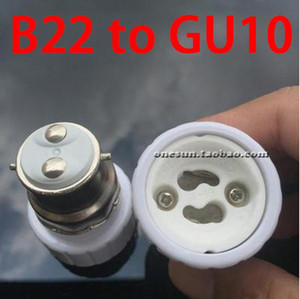 Cgjxs B22 E14 Для GU10 / E14 Для G9 G5 0,3 Mr16 / B22 Для E14 / E27 -B15 B22 E40 Лампа Держатель конвертера Big Mouth Винт