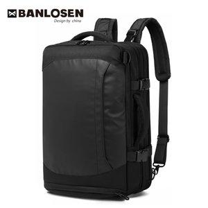 2020 Banlosen neue Ankunfts-große Kapazitäts Leichte Reise 15,6 Anti-Diebstahl-Laptop-Rucksack Männer Wasserdicht Geschäft Male Bag