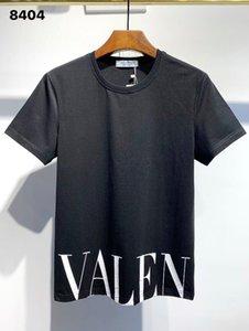 T-shirt # 26 cuore nuovo Mens 2020 camicia donne popolari americani Designer Rosso Piccolo maglietta di stampa europea T Uomini Coppie di lusso Jiuao