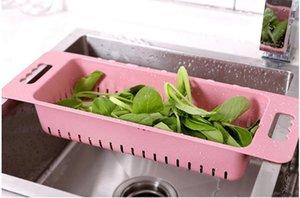 Ldh121 Colors Washing To And Fruit Sink Vegetable Basket Amoy 4 Drain Kitchen Plastic Household Choose Basin Wash Basket yxlSV mx_home