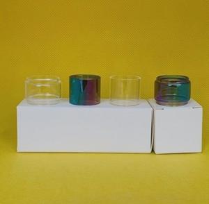 GeekVape Aegis Legend Kit With Alpha 4ml Tank Normal Bulb Glass Tube Rainbow Clear Replacement 1pc box 3pcs box 10pcs box
