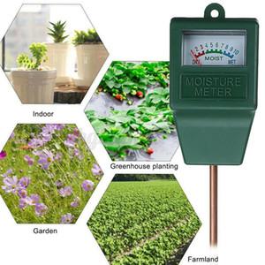 Bahçe Tesisi Çiçekler GWF1809 için Probe Sulama Toprak Nem Ölçer Hassas Toprak PH Tester Nem Ölçer Analiz Ölçüm Probe