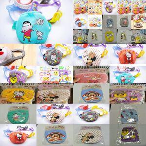 Желтый Дети Cute Baby Cotton теплой пыли Тканевые маски маска для лица Cartoon Tapabocas Cubrebocas Childrens Vwuzk