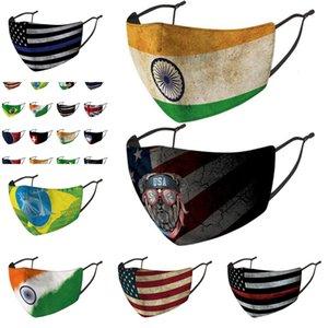 Лицевые Различные страны Многоразовые маски Индивидуально упакованные Маски для носа Сопроводительные Флаги Outlet Online Review