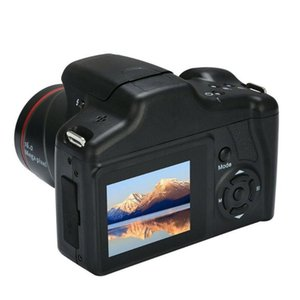 16 Million Pixel Início DSLR Camera Digital DSLR Camera Film HD 1080p de alta resolução Digital 16X Zoom