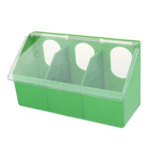Festem Kunststoff Pigeon Lebensmittel Wasser Schüssel Cups Vogelkäfig Futternapf Futter Werkzeuge