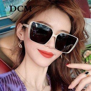 Big Unisex Uv400 Women Style Dcm Eyewear New Frame Square Women Sun Glasses Ladies Oversized Sunglasses Fashion oVmYc worldkick2018