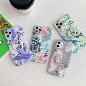 Caso Fiori laser per iPhone 11 XR 7 8 Inoltre modelli colorati casi Pro XS Max del telefono per Samsung S20 Nota 20 Ultra