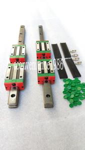 High-Caricamento HGR20 da 1200 millimetri a 2000mm lineare ferroviaria HGH20CA blocco cuscinetto per CNC