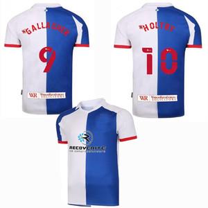20 21 Blackburn Rovers Fussball Jersey 2020 2021 Holtby Gallagher Brereton Football Hemd S-2XL