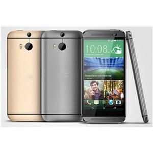 "Original HTC One M8 dual Sim 3G&4G WIFI GPS Refurbished Quad-Core 5"" Dual 4MP Quad-core"