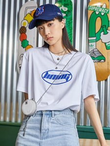 Li Ning Short Sleeve Mens and Women's New Couple Lovers T-shirt Summer Sports Top Loose Casual Breathable Sportswear AHSQ412