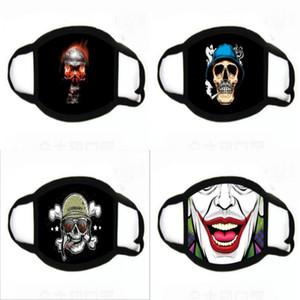 Sevimli Kulak Koruyucu Mout Maske Hayvanlar Kulak Den 2 1 Cild Kış Fa Baskı Maskeler yılında Mout-Kül toz geçirmez 2 9Jzj E19 # 374