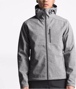 Erkekler WINDBREAKER Outwear Polar Ceket Yürüyüş Tırmanma Bahar Güz Kış 15 Renk Euro Boyutu için 20FW Yeni Tasarım Aktif Kılıf