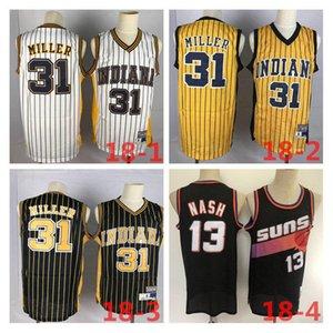 NCAA Vince 15 Carter Jersey University Grant 33 Hill Retro Mesh Tracy 1 McGrady Reggie 31 Miller Basketball Jerseys 1