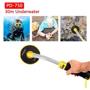Facfast Metal Detectors 30m Underwater Detecto Induction Pinpointer Expand Detection Depth With LED Light When Detects Meta