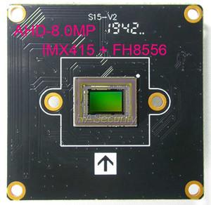 """8 MP AHD-8.0MP @ 15 fps, 1 / 2.8"""" sensor de imagem CMOS Sony IMX415 + FH8556 CCTV placa do módulo de câmara PCB (partes opcionais)"""
