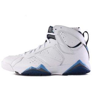 7s basketbol erkekler Pantone kadınlar YENİ 7 ayakkabılar Üniversite havası mavi Alternatif Olimpiyat Yabani tavşanlar Puro Kardinal raptro Charcoal J7 Sneakers Retro