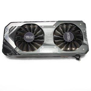 GAA8S2U FD10015H12S 12V 0،45a 4PIN GTX 1080 تي، ventilador refrigerador الفقرة باليت غيفورسي GTX 1080Ti سوبر جت ستريم radiador د