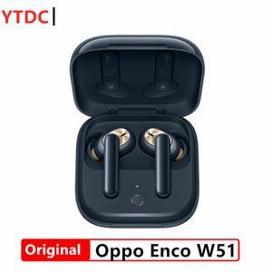 OPPO original Enco W51 auriculares Bluetooth 5.0 inalámbrico de cancelación de ruido para Reno 4 3 Pro Búsqueda X2 Pro ACE 2