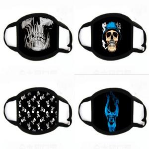 Disposale Fa Mask 3-lagig Non Woven Disposale Fa Gesichtsschutz Anti-Staub Fa Printing Masken Bunte Mask # 754 Mask