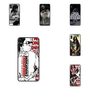 Macio TPU Casos Celular Lil Wayne Dedicação Para iPhone 11 12 Pro 5 5S SE 5C 6 6S 7 8 X XR XS Além disso Max