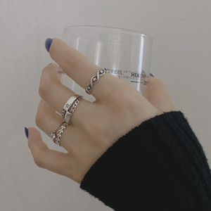 stacking rings 925 sterling silver rings women rings jewelry 925 silver 2020 ring sets for all fingers
