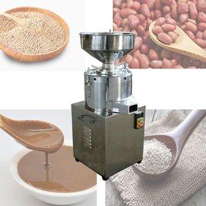 Alta efficienza making burro di arachidi macchina Sesame Burro linea di lavorazione Tahini Making Machine For Sale commestibile tahin che fa la macchina