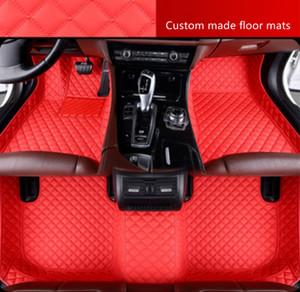 Araba döşeme ~ 2020 2000 Mercedes Benz EQC'nin, M, G, GL, GLA, GLB, GLC, GLE GLK GLS için uygun mat