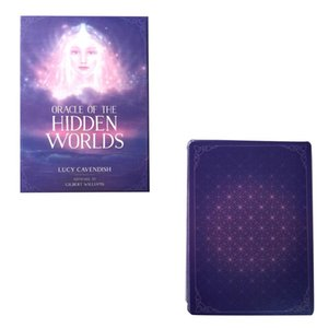 Board Oracle Cards Card Worlds Palying Oracle Party L For Oracle Games Hidden Cards Tarot Deck Game wqJGc sweet07