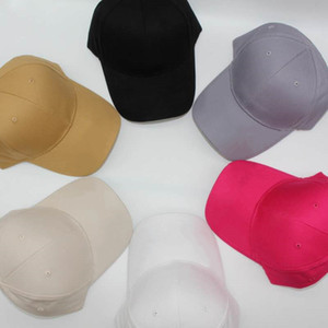 Street Caps Fashion Baseball Cap for Man Woman Cap Hat 4 Color Beanie Casquette Adjustable Hats Top Quality
