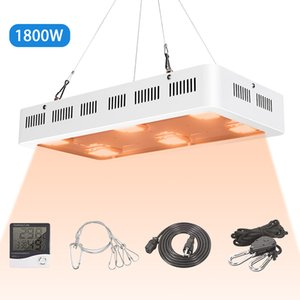 Factory Wholesale Full spectrum COB led grow light 1500w 1800w led grow light lamp for greenhouse indoor plants