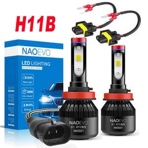 Fari dell'automobile Nao H11b LED Auto 30W 6400LM per Kia Sportage 2011-2021 Faro a basso faro Blub 12V 6000K Lampada da moto di alta qualità